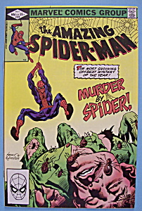 Spider-Man Comics - May 1982 - Murder By Spider (Image1)