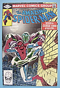 Spider-Man Comics - August 1982 - Cobra (Image1)