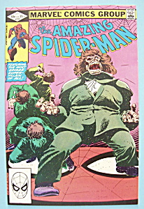 Spider-Man Comics - Sept 1982 - Hyde In Plain Sight (Image1)