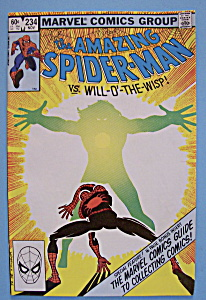 Spider-Man Comics - Nov 1982 - Will-O-The-Wisp (Image1)