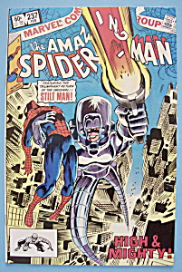 Spider-Man Comics - Feb 1983 - Stilt Man (Image1)