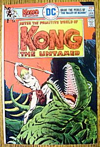 Kong The Untamed Comics #4-December 1975/January 1976 (Image1)