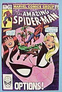 Spider-Man Comics - August 1983 - Options (Image1)