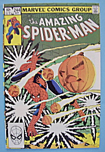 Spider-Man Comics - September 1983 - Ordeals (Image1)