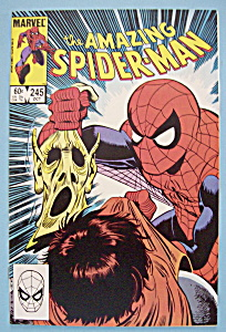 Spider-Man Comics - October 1983 - Sacrifice Play (Image1)