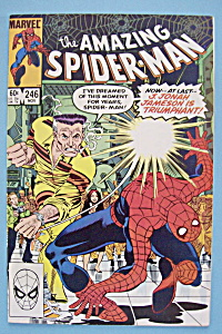 Spider-Man Comics - November 1983 - The Daydreamers (Image1)