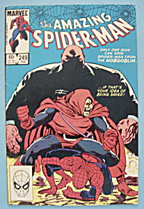 Spider-Man Comics - February 1984 - Hobgoblin (Image1)