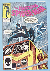 Spider-Man Comics - July 1984 - With Great Power (Image1)