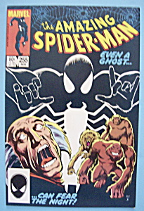 Spider-Man Comics - August 1984 - Even A Ghost (Image1)
