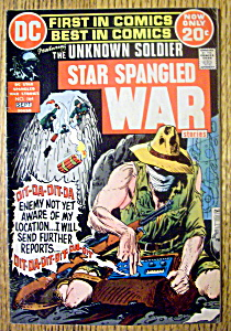 Star Spangled War Stories Comics #164-Aug-Sept 1972 (Image1)
