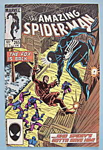 Spider-Man Comics - June 1985 - After The Fox (Image1)