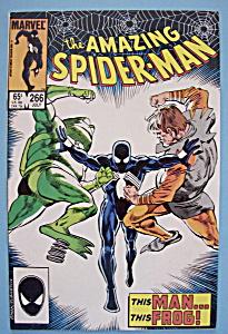 Spider-Man Comics - July 1985 - This Man..This Frog (Image1)