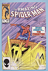 Spider-Man Comics - August 1985 - The Commuter Cometh (Image1)