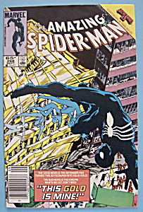 Spider-Man Comics - September 1985 - This Gold Is Mine (Image1)
