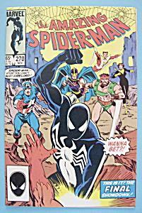 Spider-Man Comics - November 1985 - Hero & Holocaust (Image1)