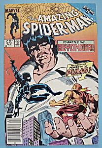 Spider-Man Comics - February 1986 - Puma (Image1)