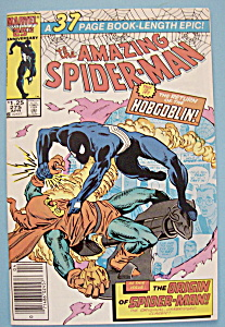 Spider-man Comics - April 1986 - Return Of Hobgoblin