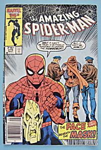 Spider-Man Comics - May 1986 - Unmasked (Image1)