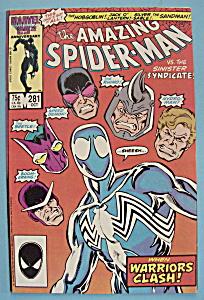 Spider-Man Comics - October 1986 - When Warriors Clash (Image1)
