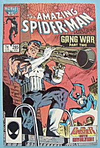 Spider-Man Comics - February 1987 - Gang War (Part 2) (Image1)