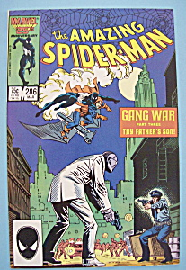 Spider-man Comics - March 1987 - Gang War (Part 3)