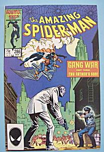 Spider-Man Comics - March 1987 - Gang War (Part 3) (Image1)