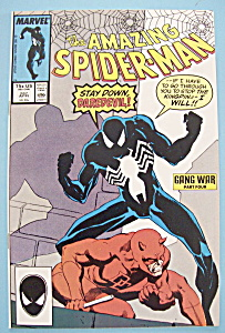 Spider-Man Comics - April 1987 - Gang War (Part 4) (Image1)