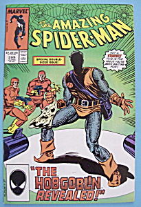 Spider-Man Comics - June 1987 - Hobgoblin Revealed (Image1)