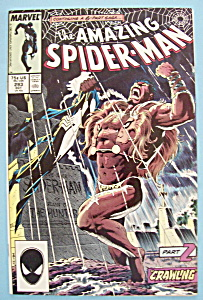 Spider-Man Comics - October 1987 - Crawling (Part 2) (Image1)
