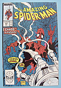 Spider-Man Comics-July 1988-(Mid) American Gothic (Image1)