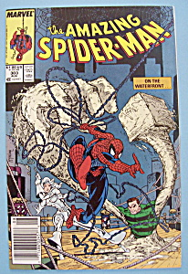 Spider-Man Comics - August 1988 - Dock Savage (Image1)