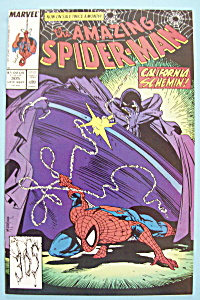Spider-Man Comics - Late Sept 1988 - California Schemin (Image1)
