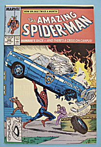 Spider-Man Comics - Early Oct 1988 - Humbugged (Image1)