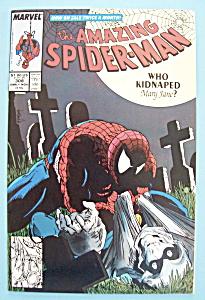 Spider-Man Comics - Early Nov 1988 - Dread (Image1)