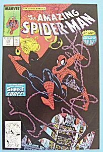Spider-Man Comics - December 1988 - Shrike Force (Image1)