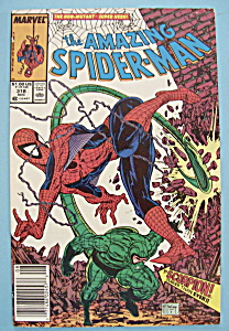 Spider-Man Comics - August 1989 - The Scorpion (Image1)