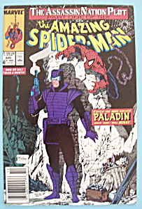 Spider-Man Comics - Late Sept 1989 - Paladin (Image1)