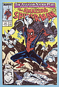 Spider-Man Comics - Late Oct 1989 - Ceremony (Image1)