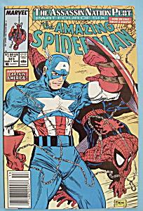 Spider-Man Comics - Early Nov 1989 - Assault Rivals (Image1)