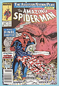 Spider-Man Comics - Late Nov 1989 - Finale In Red (Image1)