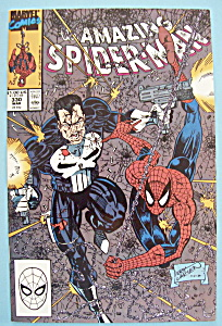 Spider-Man Comics - March 1990 - The Powder Chase (Image1)