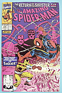 Spider-Man Comics - Late July 1990 - Shocks (Image1)