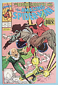 Spider-Man Comics - Early Aug 1990 - The Wagers Of Sin (Image1)