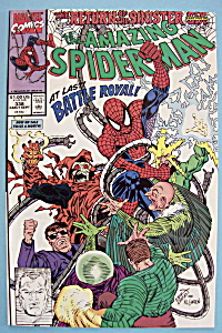 Spider-Man Comics - Early Sept 1990 - Death From Above (Image1)