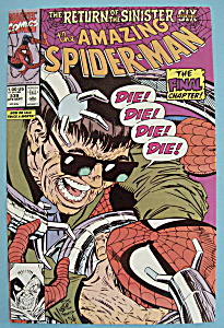 Spider-Man Comics - Late Sept 1990 - The Killing Cure (Image1)