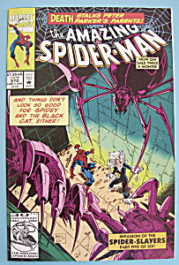 Spider-Man Comics - Early Jan 1993 - Arachnophobia (Image1)