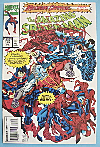 Spider-Man Comics - July 1993 - The Gathering Storm (Image1)