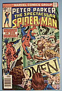 Spider-Man Comics - January 1977 - Kraven Is The Hunter (Image1)