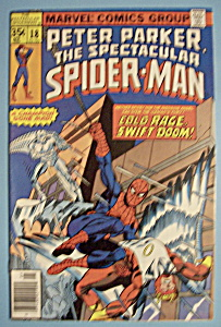 Spider-Man Comics - May 1978 - Cold Rage, Swift Doom (Image1)