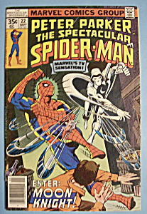 Spider-Man Comics - September 1978 - Moon Knight (Image1)